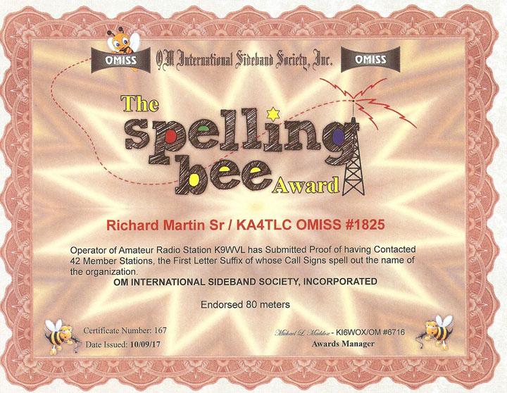 Bee Certificate Template