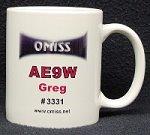OMISS Mug